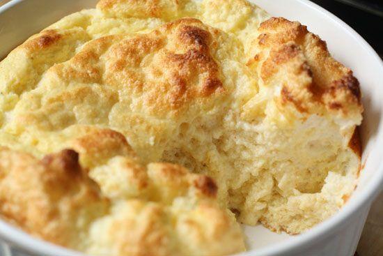 Cheese Souffle | Recipe