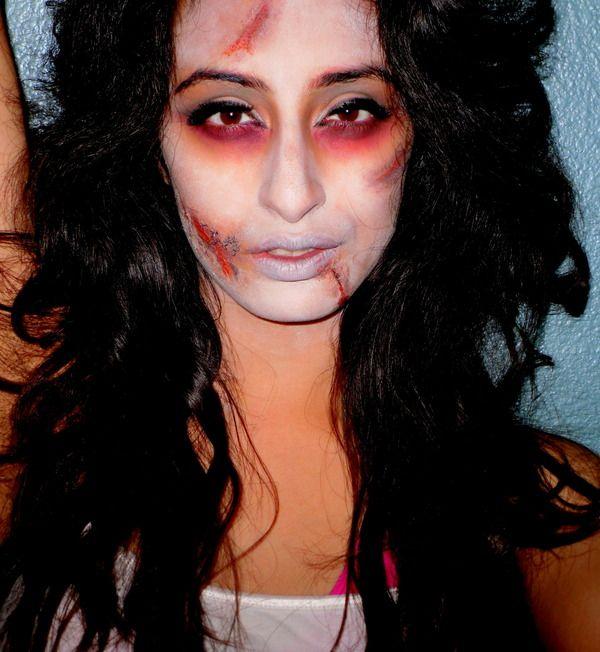 sexy zombie halloween pinterest