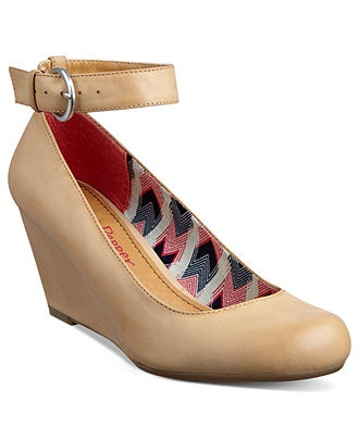 Pink and Pepper Shoes, Raffle Wedges - All Women's Shoes - Shoes