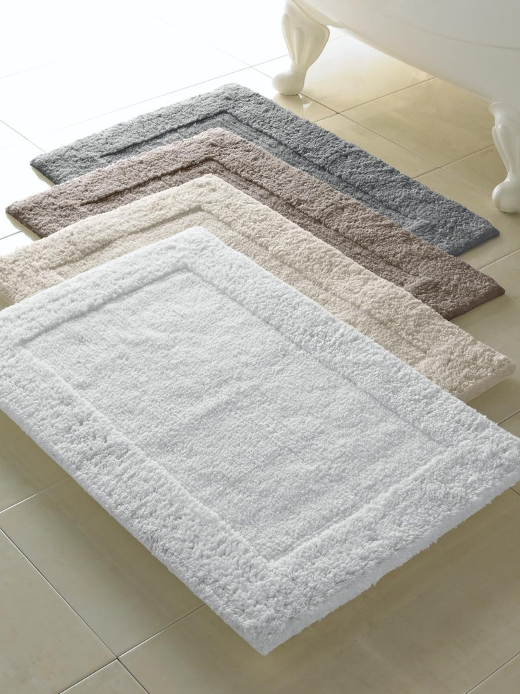 Charisma bath rugs master bed bath pinterest for Master bathroom rugs