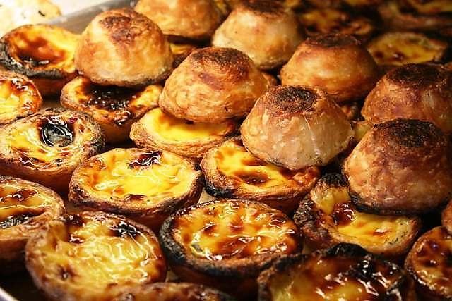 Portuguese Custard Tarts | Food | Pinterest
