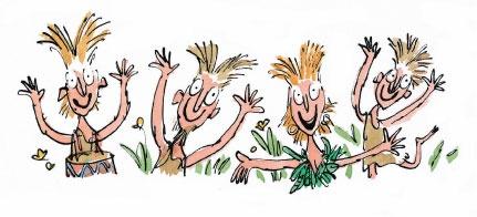 Oompa-Loompa | Roald Dahl | The Book People