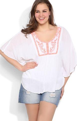 t-blouse plus size dresses