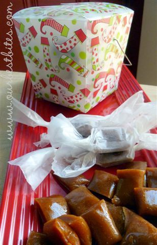 Apple Cider Caramels...A must try! | Food and Recipes | Pinterest