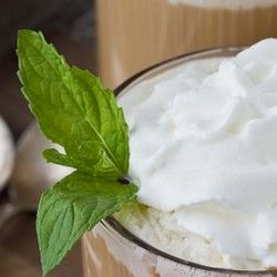 Peppermint Coffee Toddy | coffee drinks | Pinterest
