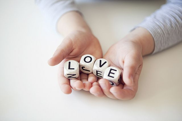 Love is in our hands