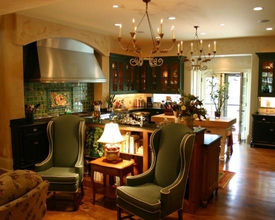 Cozy kitchen design dream home pinterest for Cozy kitchen ideas