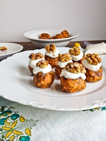 Carrot Cake Truffles | Cookies | Pinterest