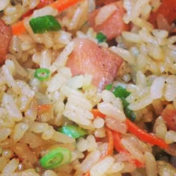 Joy's Spam Fried Rice! | Joy Eats! | Pinterest