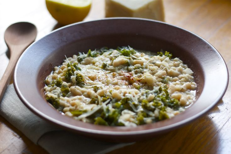 White bean, barley and kale stew | Recipes to Try | Pinterest