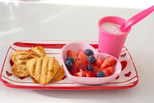 valentine's day dishes