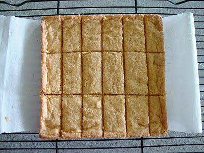 Lemon Cornmeal Shortbread | Lemons are Luscious... in ANYTHING!!! | P ...