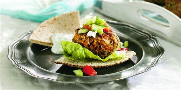Mini Greek Lamb Burgers   Food Glorious Food   Pinterest
