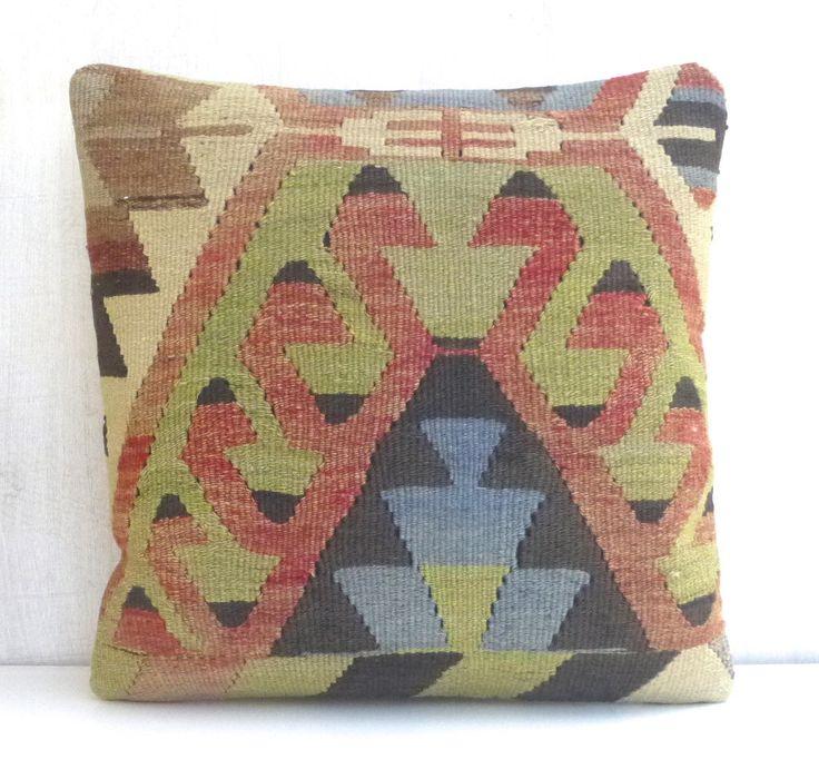 Etsy Shabby Chic Throw Pillows : Shabby Chic Decor Decorative Pillows Rustic by PillowTalkOnEtsy, $46.00