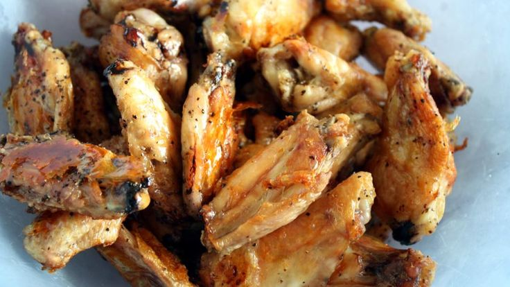 Spicy Baked Chicken Wings That Will Rock Your World