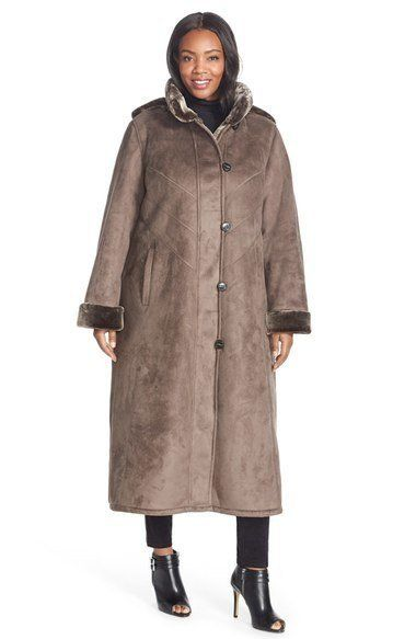 Women Outfits with Shearling Coats-19 Ways to Wear Stylishly forecast