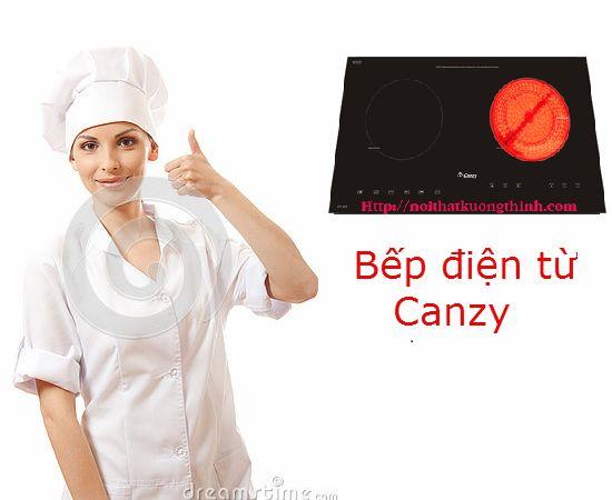 Bếp điện từ Canzy: Món quà tuyệt vời dành tặng người nội trợ