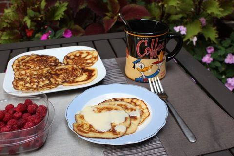 Olad'yi (pancakes) | Food Glorious food.. | Pinterest