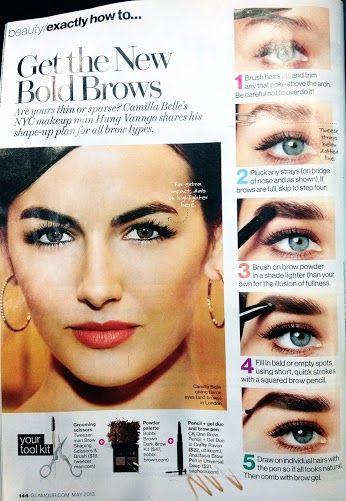 Audrey Hepburn Eyebrows Tutorial Pics Download