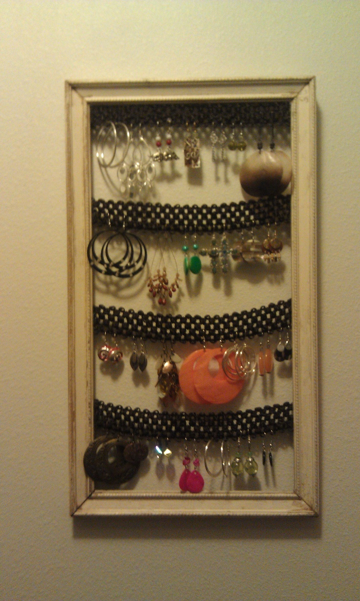 Pin by callie fritts on products i love pinterest for Hobby lobby jewelry holder