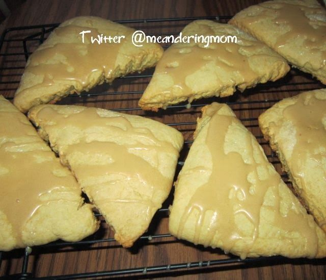 Maple Brown Sugar candy Scones | Recipes | Pinterest