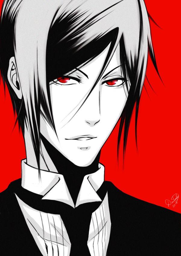 Sebastian Michaelis from Black Butler | Anime I like ...