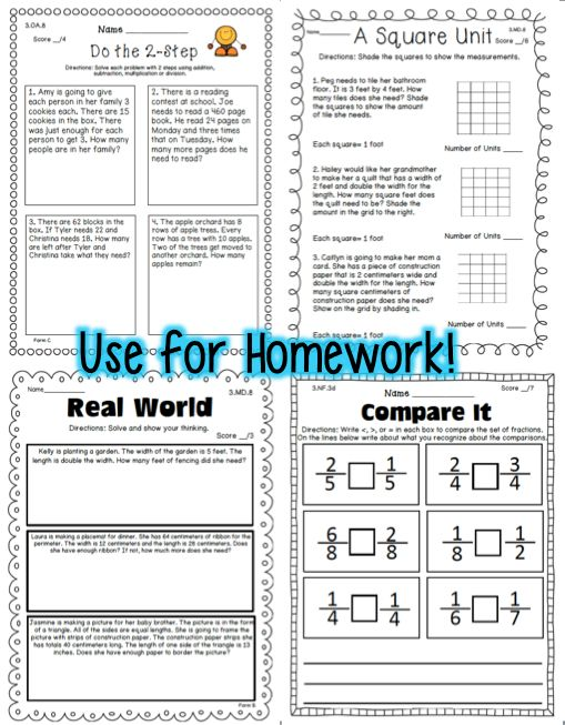 Common core math worksheets fraction word problems