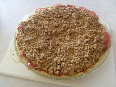 Sour Cherry Pie With Pistachio Crumble | Pies, Tarts & Cobblers | Pin ...