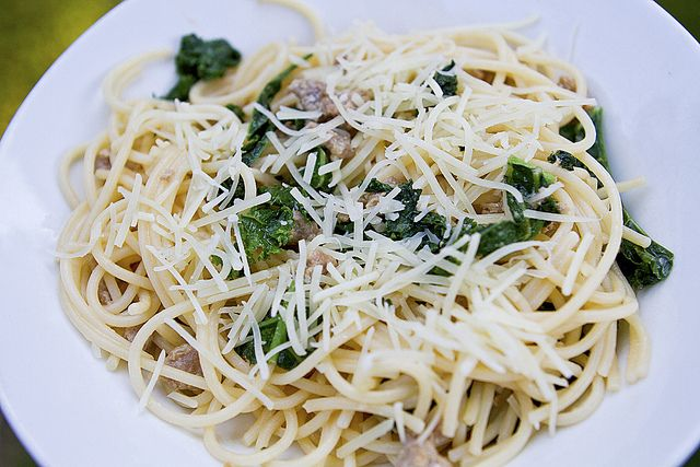Pasta with sausage and kale | Din din nom nom | Pinterest