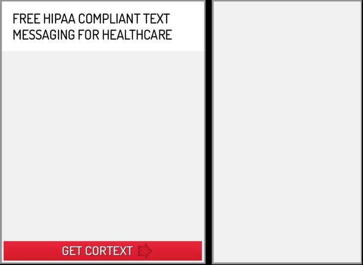 hipaa compliant texting