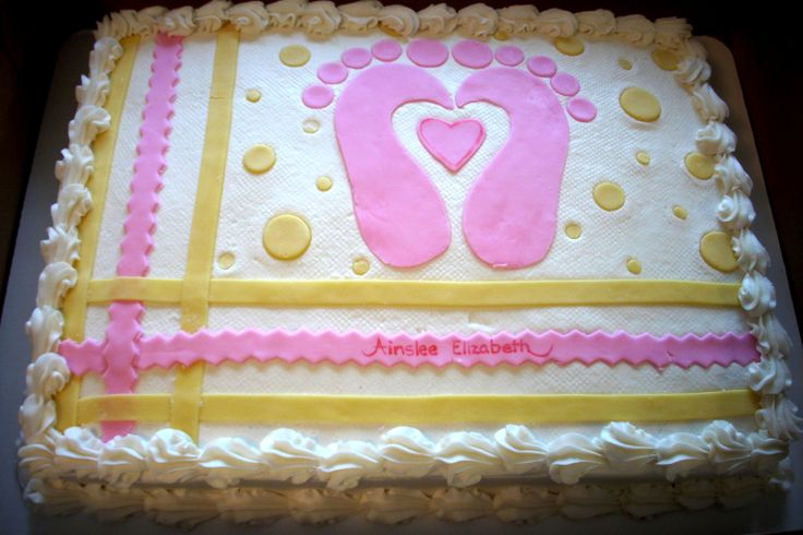 buttercream and mmf baby shower cake my stuff crafts cakes creat
