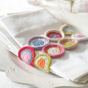 Crochet Placemat Patterns - Page 2 - Free-Crochet.com