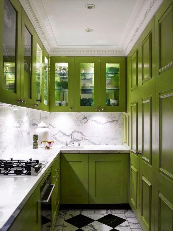 Design Small Kitchens Interesting Design Decoration
