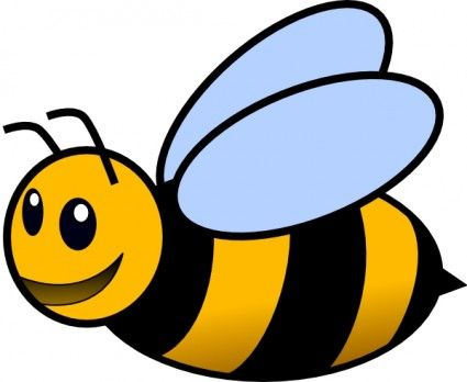 Free Honey Bee Clip Art - Bing Images | Bees | Pinterest