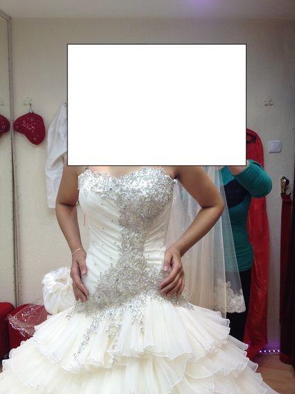 Robe de mariée couture unique doccasion  Robes de mariée et ...