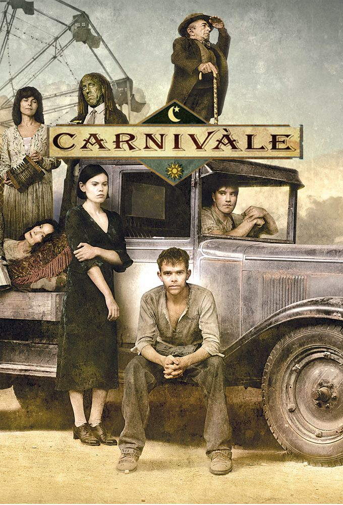 Carnivale | small screen impressions | Pinterest