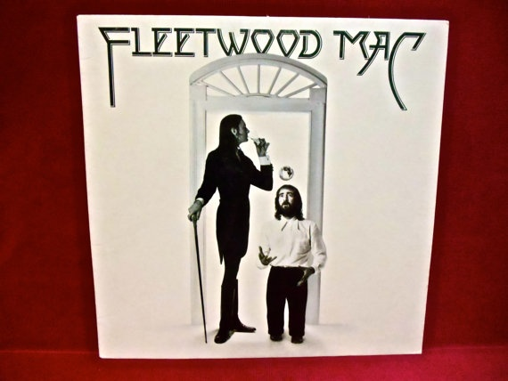 Fleetwood Mac  Fleetwood Mac  1975 Vintage by thevinylfrontier