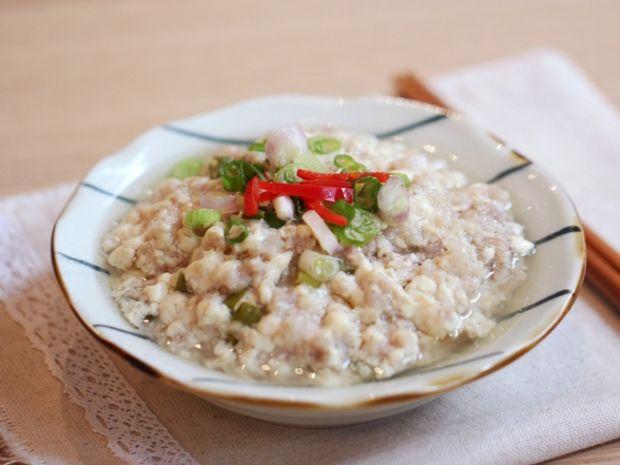 Tofu-and-Meat Loaf Recipe — Dishmaps