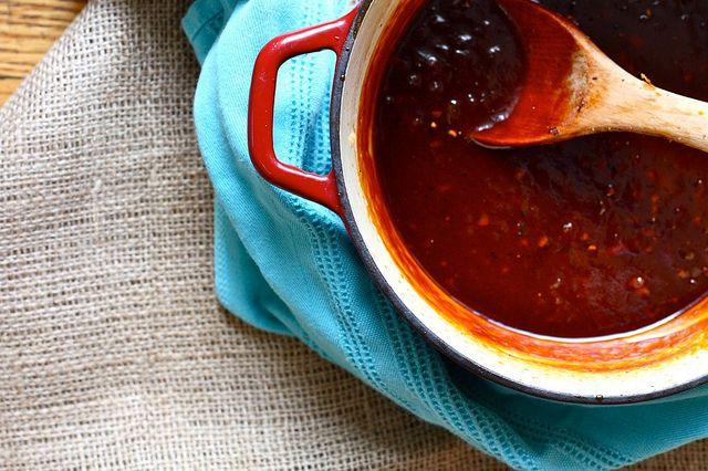 . bourbon orange coriander barbecue sauce. BOURBON. ORANGE. CORIANDER ...