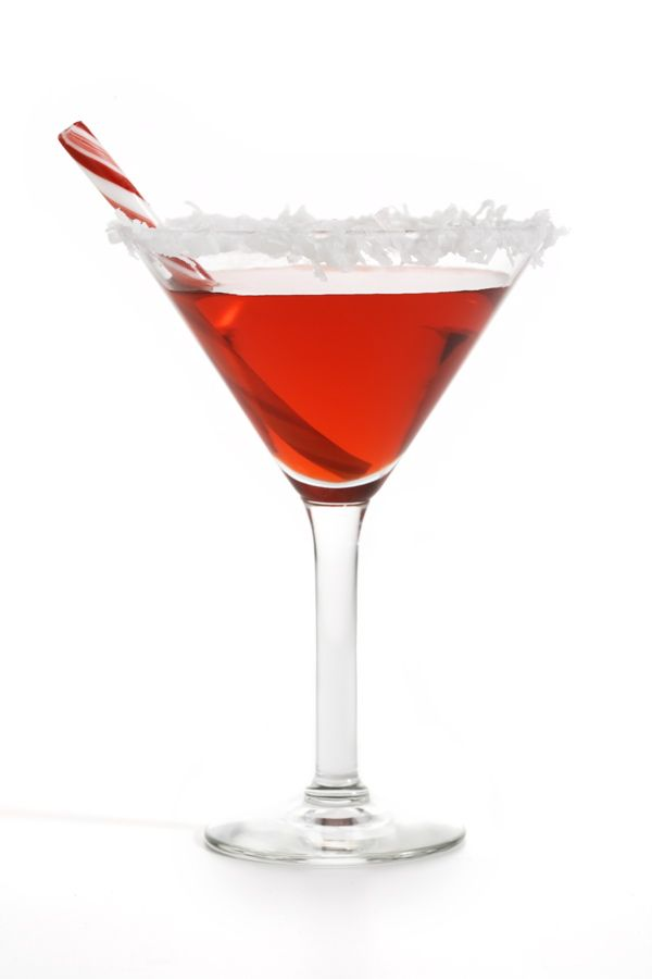 Santa 39 S Hat Cocktail Recipe Drinks Pinterest