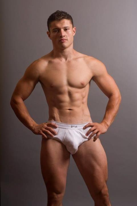 Male In Underwear Photo | Male Models Picture