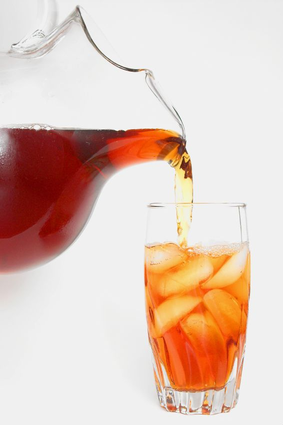 Southern Sweet Tea,,, I boil my tea. take out the bags. add sugar to ...