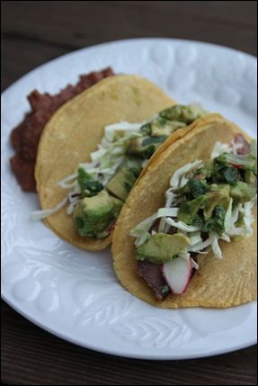 mojo grilled steak tacos with avocado | Food - Hand Food - Sandwiches ...