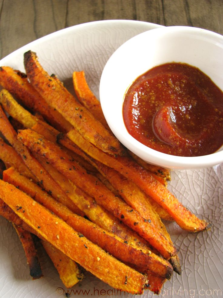 Butternut Squash Fries Recipe — Dishmaps