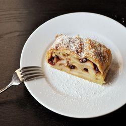 Cranberry Apple Strudel | Food | Pinterest