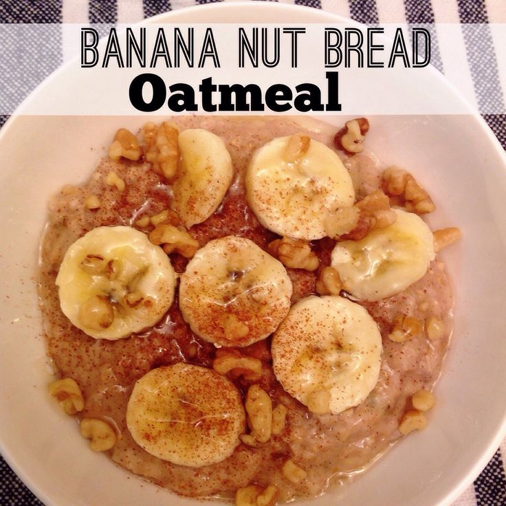 Oatmeal Banana Nut Bread Recipes — Dishmaps