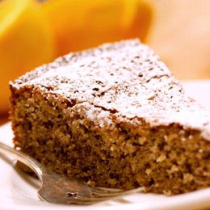 cake apple walnut cake coffee and walnut cake bourbon walnut cornmeal ...