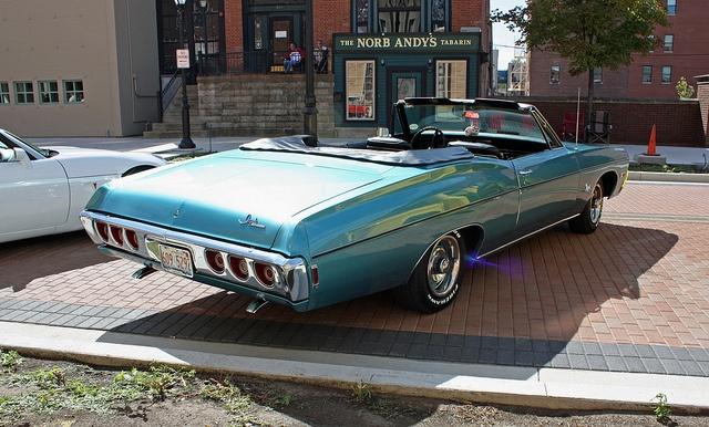 1968 Chevrolet Impala Convertible | Chevrolet Impala 1968 | Pinterest