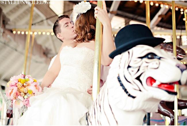 Vintage Carnival Wedding Ideas