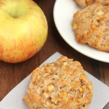 Caramel Apple Scones | Things to try | Pinterest